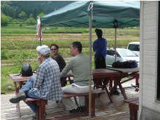 今日の獅子吼Lunch2009年5月3日.jpg